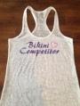 Training for my 1st BikiniCompetition!